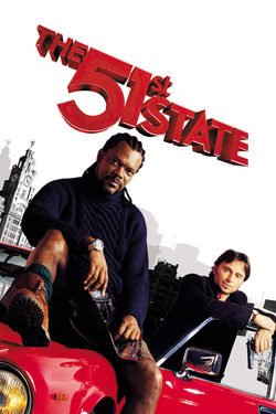The 51st State poster