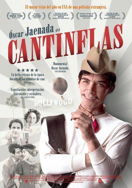 España poster for Cantinflas