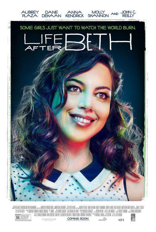 Estados Unidos poster for Life After Beth
