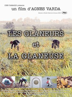The Gleaners & I poster
