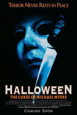 Halloween: The Curse of Michael Myers poster