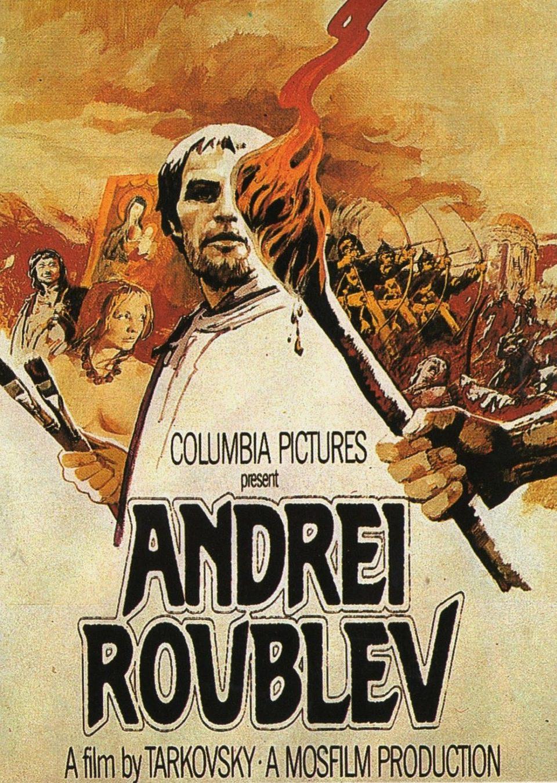 Estados Unidos poster for Andrei Rublev