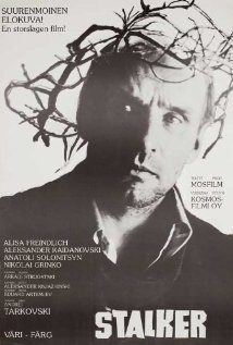 Rusia poster for Stalker