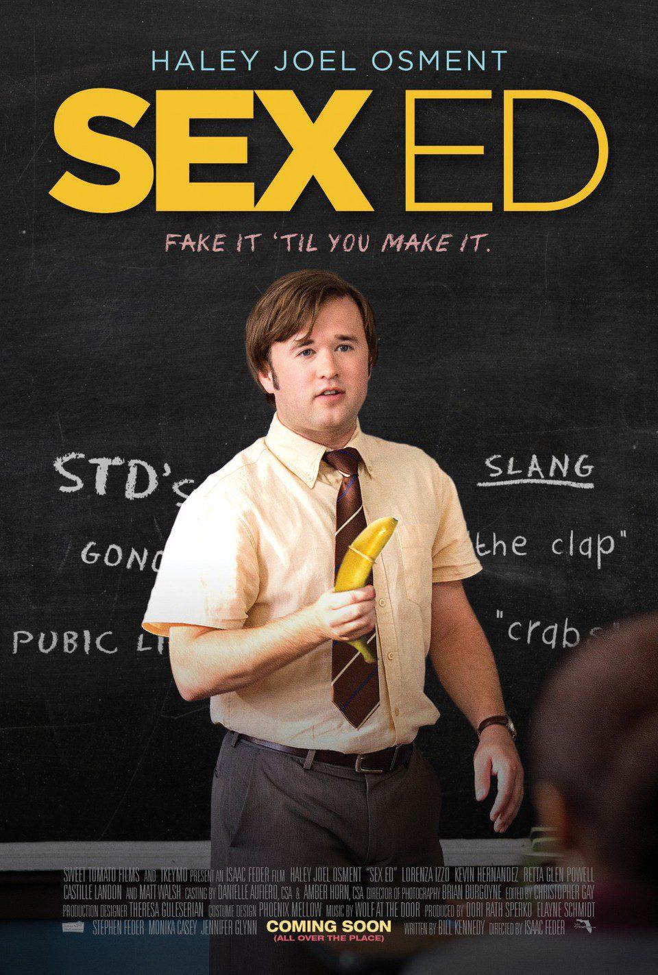 Estados Unidos poster for Sex Ed