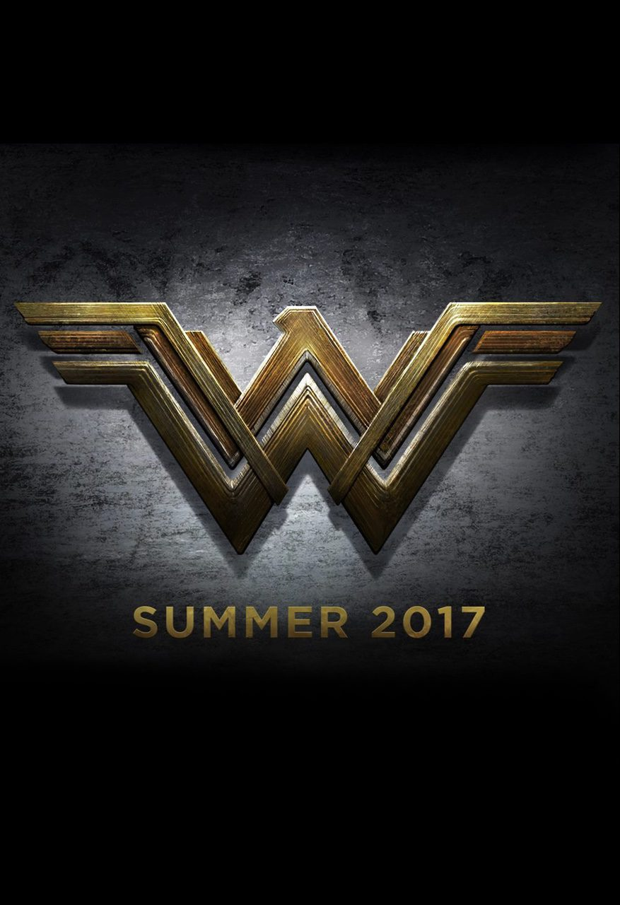 Logo Oficial poster for Wonder Woman