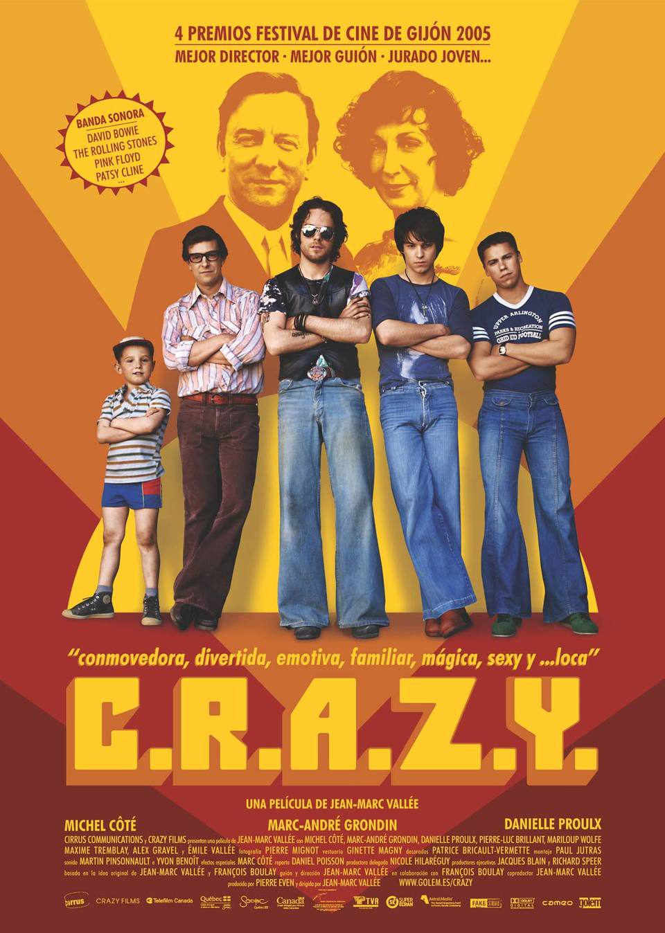España poster for C.R.A.Z.Y.