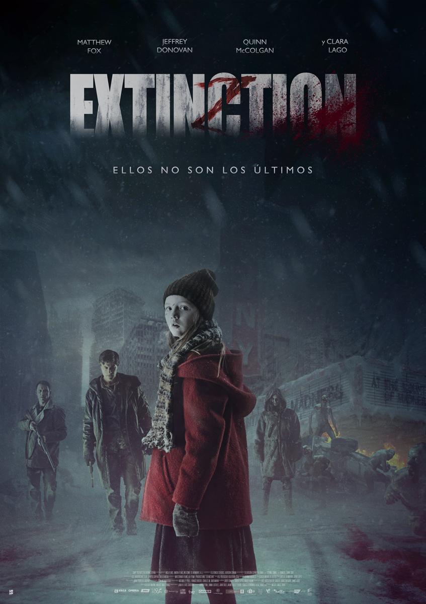 España poster for Extinction