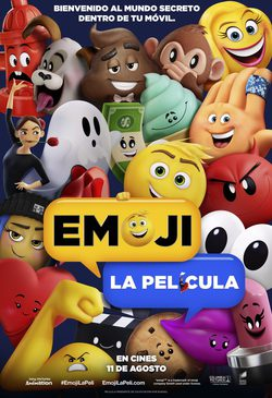 The Emoji Movie: express yourself poster