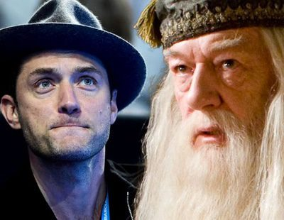 Jude Law will play a young Dumbledore in 'Fantastic Beasts and Where to Find Them 2'