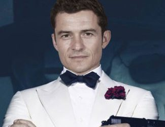 """Orlando Bloom thinks he would be a """"very English"""" James Bond"""