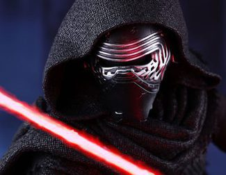 Kylo Ren from 'Star Wars' was one of the most popular baby names of 2016!
