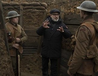"""Sam Mendes: """"'1917' is not about a specifically British experience. It's about the human experience of war"""""""
