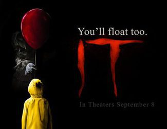 Wait until you see who was waiting for those who went to see 'It' in the cinema