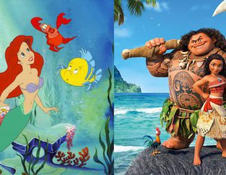 'The Little Mermaid' and 'Moana' are linked in more ways than you might have thought