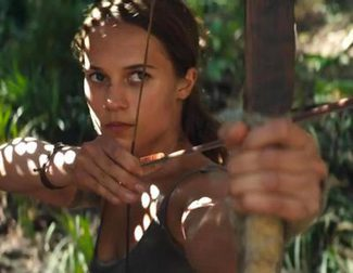'Tomb Raider': The new trailer with the new Lara Croft