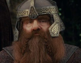 """Tolkien must be spinning in his grave"" says the original Gimli from 'The Lord of the Rings'"