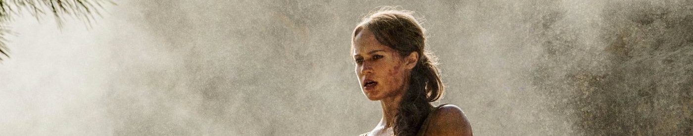 'Tomb Raider': The new poster is driving twitter users mad