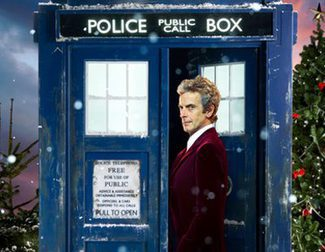 A list of 'Doctor Who' Christmas specials
