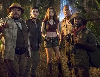 'Jumanji: Welcome to the Jungle' Review