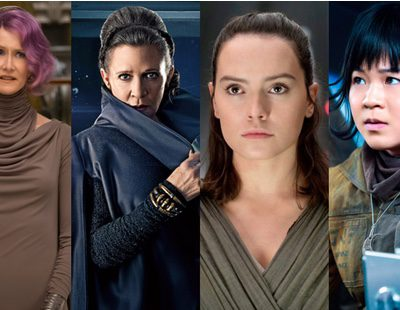 There's an edited version of 'Star Wars: The Last Jedi' without many female characters in it