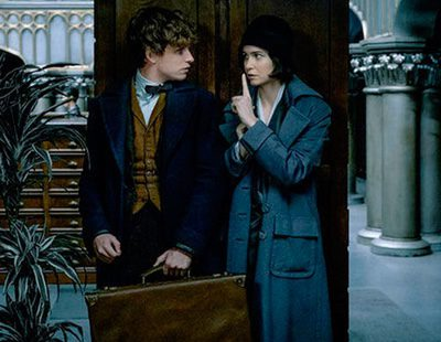 New photos of 'Fantastic Beasts: The Crimes of Grindelwald' with Newt and Tina