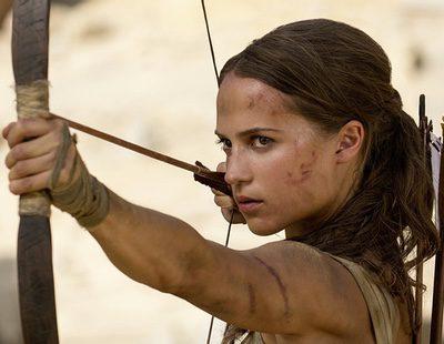 New 'Tomb Raider' trailer reveals Lara Croft has 'daddy issues'