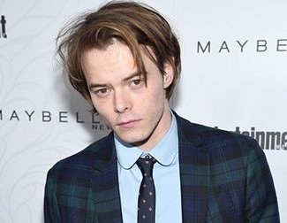 Charlie Heaton speaks out about his drug use and whether it will affect 'Stranger Things'