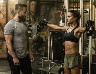 """'Tomb Raider': Alicia Vikander's action scenes were """"the most difficult thing"""""""