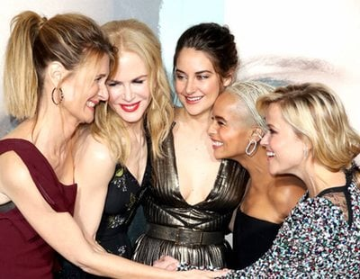 The cast of 'Big Little Lies' shares photos of the beginning of filming season 2