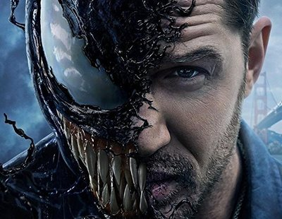 'Venom': Watch Tom Hardy become the antihero in the new trailer