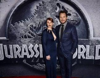 'Jurassic World: Fallen Kingdom': The heartfelt gift Bayona gave Chris Pratt and Bryce Dallas Howard