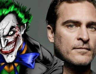 First Official Photo of Joaquin Phoenix as the Joker