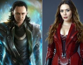 Loki and Scarlet Witch Get Own Miniseries on Disney Streaming Service