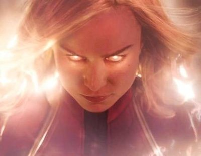 The 'Captain Marvel' Poster Hides an Adorable Secret Cameo