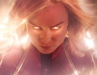The 'Captain Marvel' Poster Hides an Adorable Secret Cameo