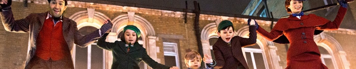 """Emily Mortimer ('Mary Poppins Returns'): """"We need to stop being told to be scared and afraid"""""""