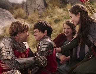 The Four 'Chronicles of Narnia' Children Reunite 15 Years After Meeting (and are Unrecognisable)