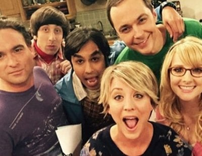 'The Big Bang Theory': The Cast and Crew Say Goodbye to the Set with a Backstreet Boys Flashmob