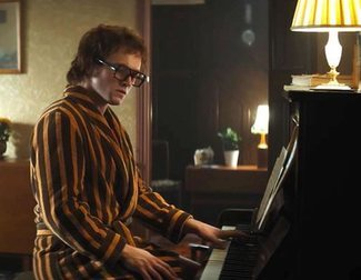 "'Rocketman' Trailer: Taron Egerton as Elton John in ""Fantasy Musical"" Biopic"