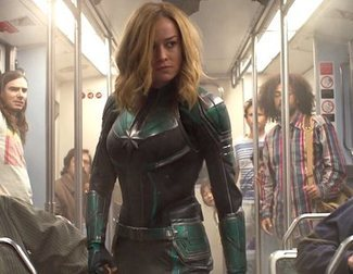 'Captain Marvel': Sixth Best Worldwide Box Office Ever