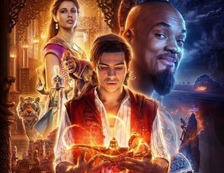 New 'Aladdin' Trailer with Teasers from 'Friend Like Me' and 'Whole New World'