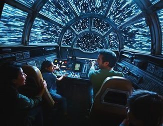 'Star Wars' Cast Celebrate Opening of Disneyland's 'Star Wars: Galaxy Edge'