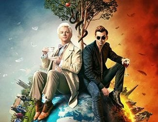 'Good Omens': Michael Sheen and David Tennant Discuss Their Angel-Demon Bromance