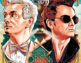 Neil Gaiman and the Director Explain the Challenges of Creating 'Good Omens'