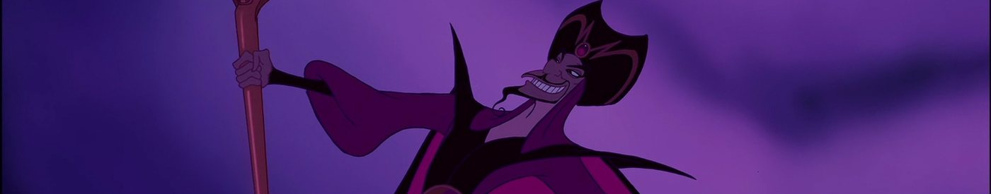 A Ranking of Disney's Best Villains of All Time