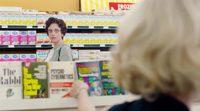 'Big Eyes' - Supermarket scene