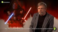 Mark Hamill talks 'Star Wars: The Last Jedi' and why he doesn't like the new Luke