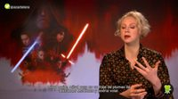 'Star Wars': Gwendoline Christie has some crazy ideas for the new trilogy
