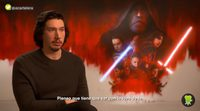 'Star Wars: The Last Jedi': Adam Driver talks about kylo Ren's faith