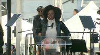 Viola Davis' speech at the Women's March in Los Angeles